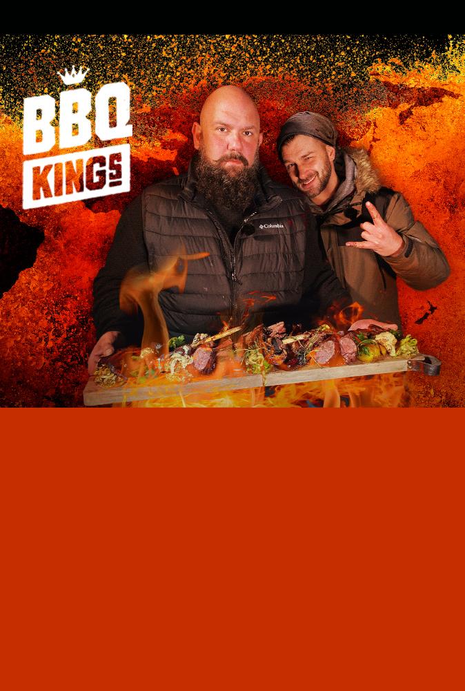 Barbecue Kings Grillen um die Welt