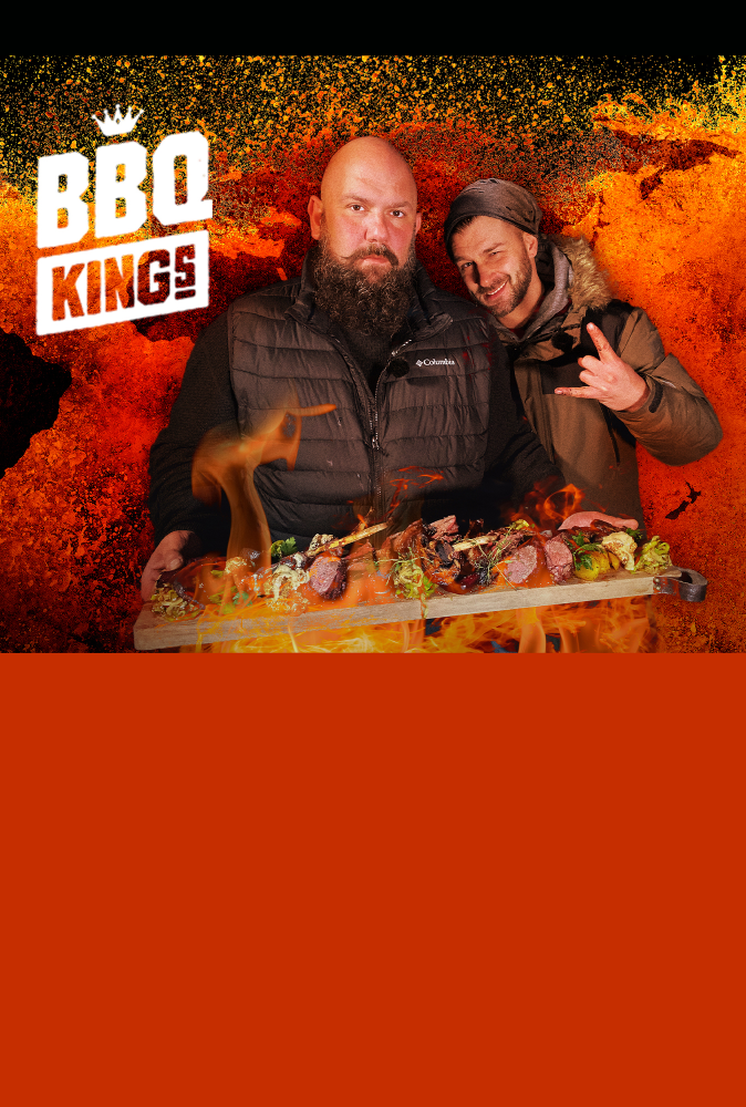 Barbecue Kings Grillen um die Welt