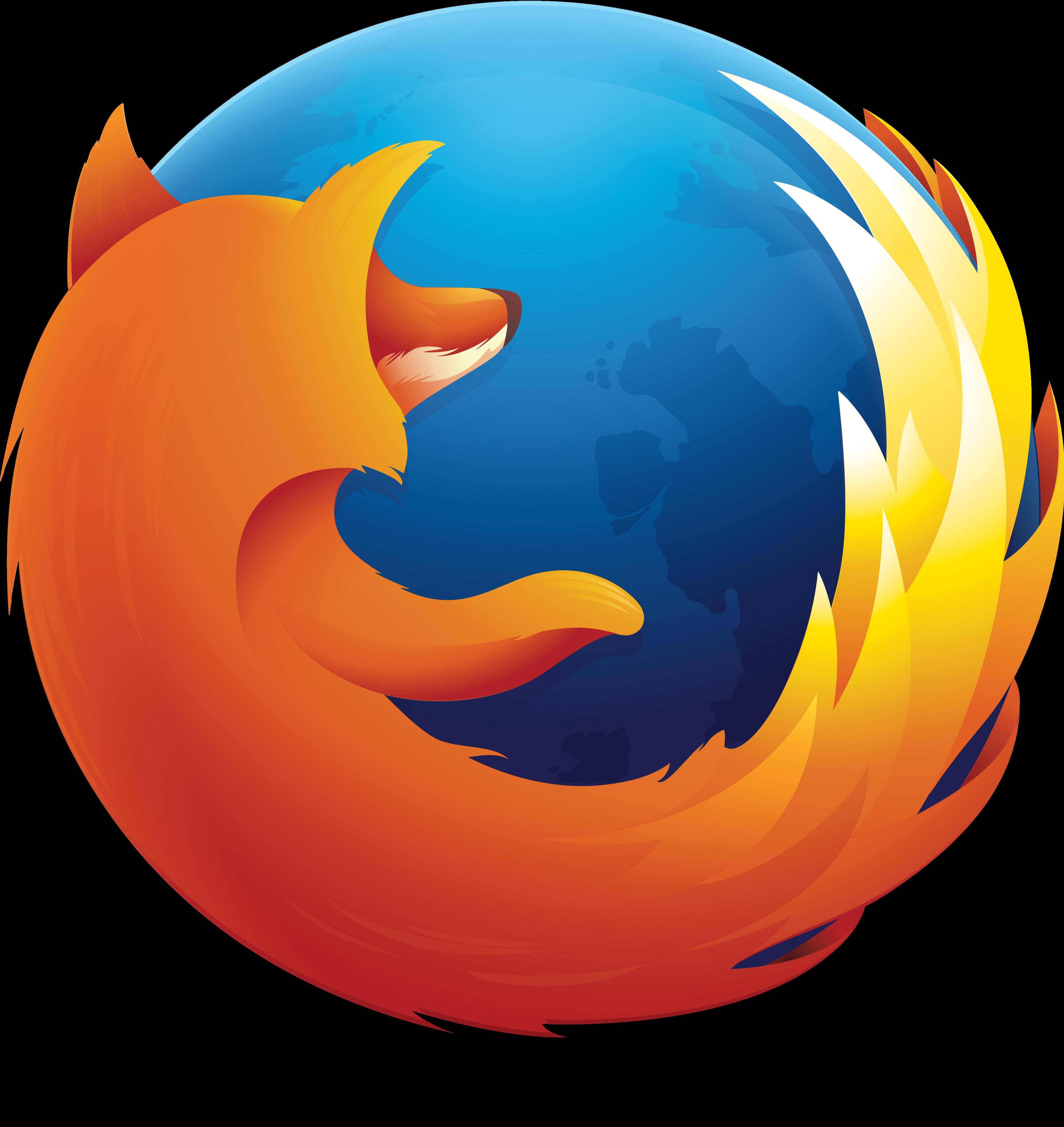 Mozilla Firefox logo 2013 svg