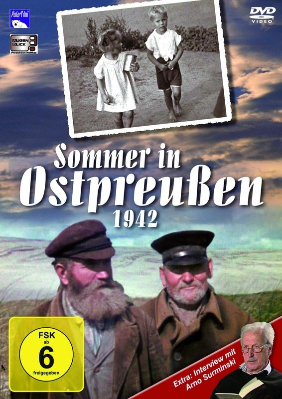 Sommer in Ostpreußen 1942 Cover