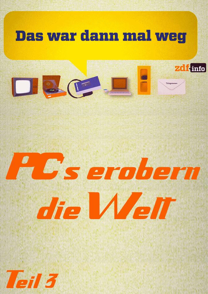 PC s erobern die Welt